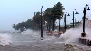 Los videos más impactantes del huracán Irma