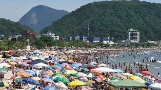 Los argentinos lideraron el récord histórico de turismo receptivo brasileño en 2017