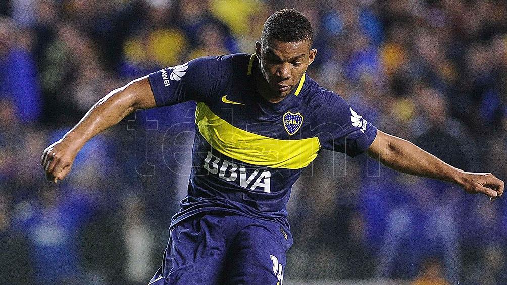 Colombia convocó a Fabra para reemplazar a un jugador lesionado