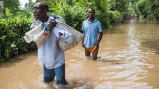 """Advierten por un """"potencial"""" brote de enfermedades en el Caribe tras el paso del huracán Irma"""