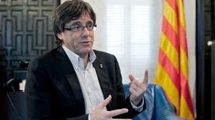 El Tribunal Supremo reactiva el pedido de detención de Puigdemont