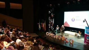 Cientos de emprendedores participaron de un encuentro de industrias creativas