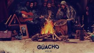 """Güacho y un regreso stoner en """"Volumen III"""""""