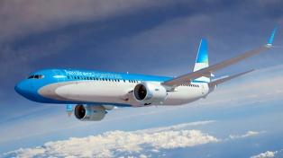 Aerolíneas Argentinas realizará un vuelo especial desde Bogotá