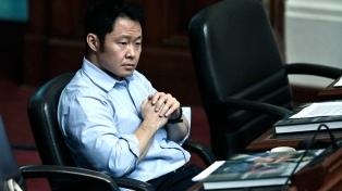 El fujimorismo bloquea el regreso de Kenji Fujimori al Congreso