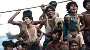 El Ejército afirma que las persecuciones a rohingyas son denuncias sin pruebas