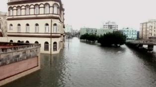 Alertan que la tormenta tropical Gamma provocará intensas lluvias en México, Centroamérica y Cuba