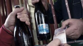 Desde el 1º vuelve a regir la restricción de bebidas alcohólicas a las 21