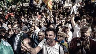 Puigdemont negó en un recurso ante la Justicia que el separatismo sea violento