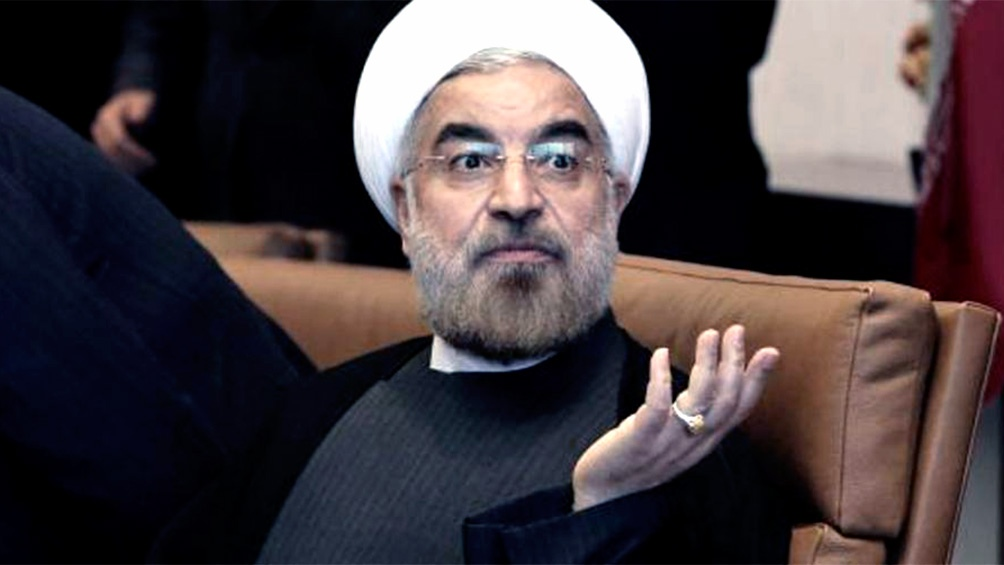 """""""Este acto criminal no quedará sin consecuencias"""", dijo el presidente iraní."""