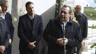 """Gustavo Santos: """"El proyecto Iberá es nuestra nave insignia"""""""