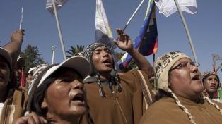 Las comunidades indígenas reclaman 8,5 millones de hectáreas de tierras, el 3 por ciento de la Argentina