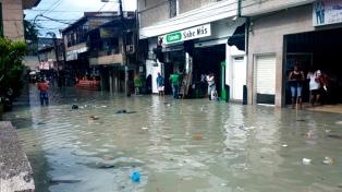 Más de 6 mil personas incomunicadas por las lluvias en Chocó