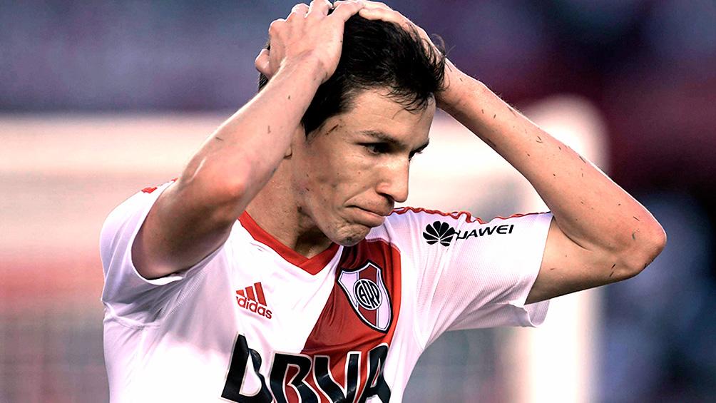 Nacho Fernández no hizo fútbol y sigue en duda para el partido ante Nacional