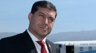 Casas afirmó que el corredor bioceánico ferroviario apunta al desarrollo