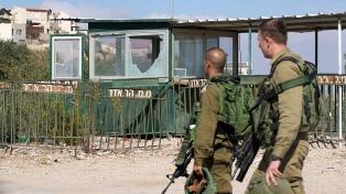 Un palestino fue abatido por la policía tras asesinar a tres uniformados israelíes
