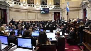 Suspenden la sesión especial prevista para mañana en el Senado