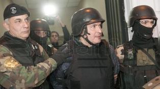 La Corte rechazó la excarcelación de José López