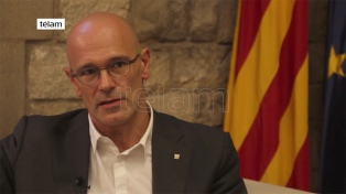 """Romeva: """"El referéndum se hará con todas las garantías"""""""