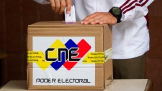 Las elecciones legislativas son el 6 de diciembre próximo