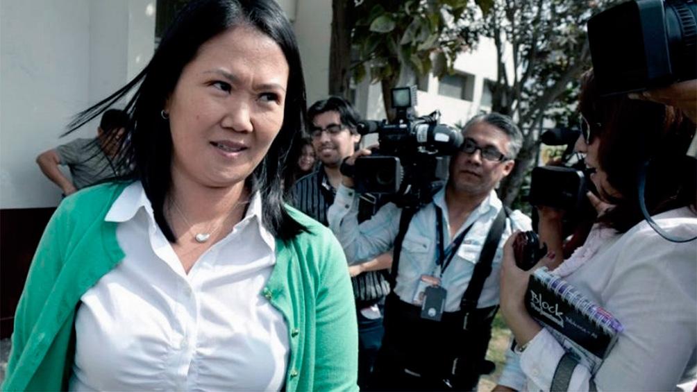 Los asesores de salud de Keiko Fujimori ponen el foco en contar la cadena de contagio
