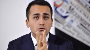 Di Maio confirmó su veto a Berlusconi para formar gobierno