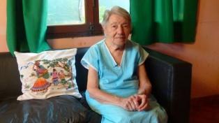 Falleció la religiosa Yvonne Pierron, luchadora social y sobreviviente de la dictadura