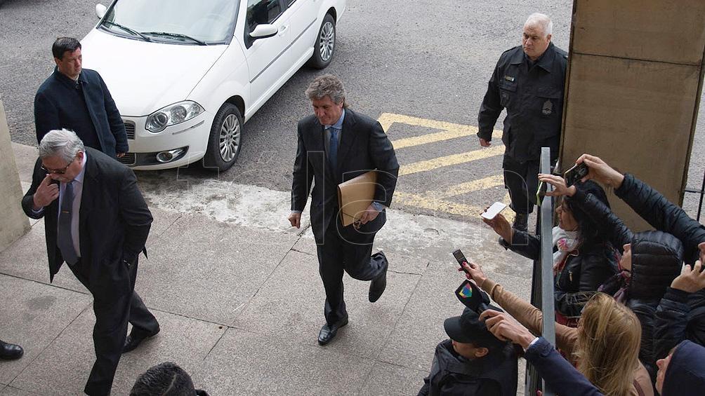 """Días atrás, el máximo tribunal declaró """"inadmisible"""" el recurso presentado por exministro de Economía."""