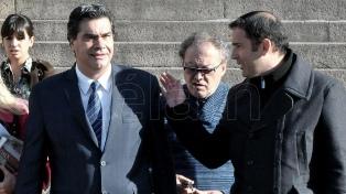 Citaron a los ex Jefes de Gabinete Capitanich, Alberto Fernández y Abal Medina