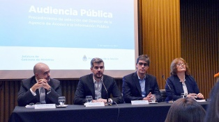 """Bertoni: """"La ley de Acceso a la Información Pública es una herramienta clave"""""""