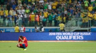 Brasil goleó a Chile y dejó a los trasandinos afuera de Rusia 2018