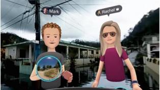 Zuckerberg se disculpó por el tour en realidad virtual de Puerto Rico