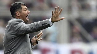 El DT de San Lorenzo, duda para el partido frente a Newell´s
