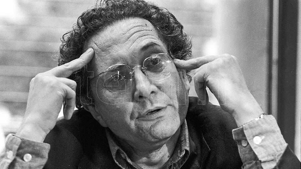 Piglia (Adrogué, 1941-Buenos Aires, 2017)