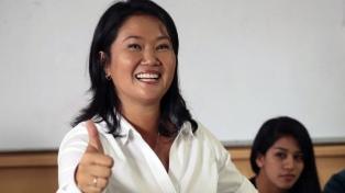 Publicaron el fallo que ordena la excarcelación de Keiko Fujimori y su liberación era inminente