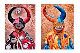 Una Diablada que llena de color, luz y magia el CCK