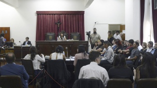 En el primer juicio por jurados en Entre Ríos juzgan a un hombre por el crimen de un joven