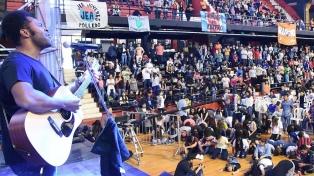 Cerró el Congreso de la Juventud Evangélica Bautista
