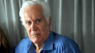 Diversas figuras expresaron su dolor por la muerte de Federico Luppi
