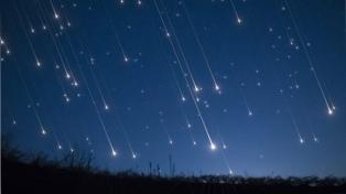 El cielo nocturno del sábado se viste de estrellas fugaces