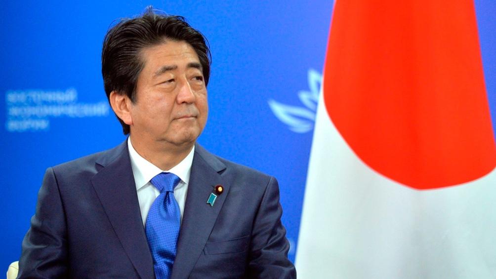 Shinzo Abe, primer ministro de Japón desde diciembre de 2012, próximo presidente pro témpore del G20