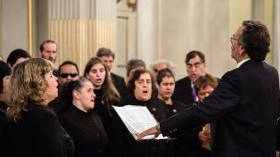 El Coro Polifónico Nacional de Ciegos celebra sus 70 años
