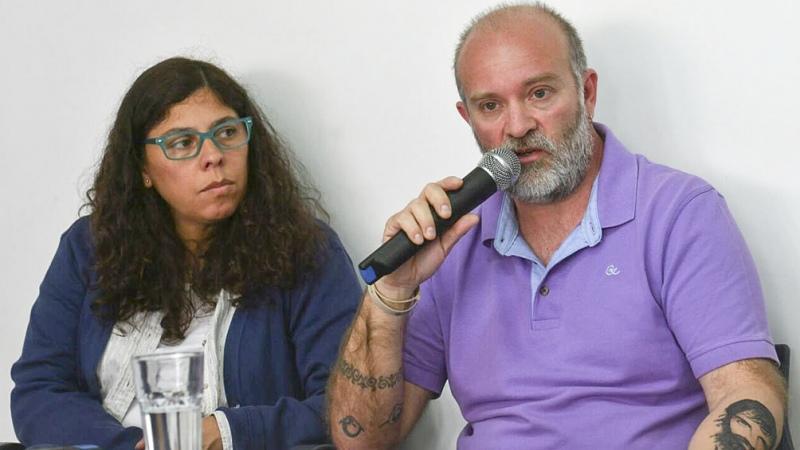 "Sergio Maldonado: ""Borinsky nos negaba todo mientras se juntaba con Macri"""