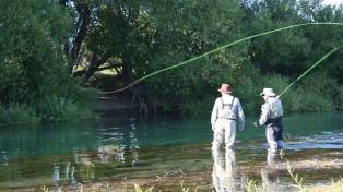 Habilitan la temporada de pesca deportiva a partir del 1 de noviembre