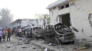 Dos coches bomba explotaron en Mogadiscio