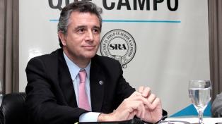 El martes asume Etchevehere y Guillermo Bernaudo será el secretario de Agricultura