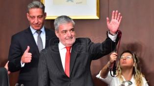El vicegobernador Mariano Arcioni quedará a cargo del gobierno del Chubut