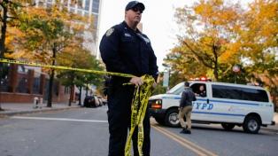 """El jefe antiterrorista de Nueva York quiere leyes para castigar el """"terrorismo doméstico"""""""