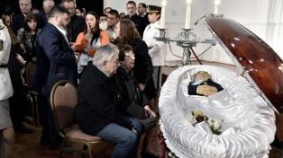 Declaran dos días de duelo nacional por la muerte de Das Neves