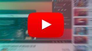 YouTube suspendió el canal de Trump y Google bloqueó los avisos políticos hasta que asuma Biden
